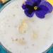 Coconut Banana Tapioca Pudding