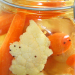 Pickle Week: Cauliflower and Carrot Pickles