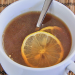 Cold Remedies 2015: Honey Cayenne Ginger Lemon Black Tea